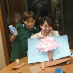 高見 麻絵さん 2週間ホームステイ+幼児教育ボランティア(2016年3月来豪)
