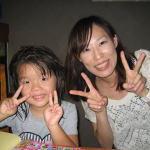 中里 優子さん (Ocean Tribe 1週間宿泊 2012年12月来豪)