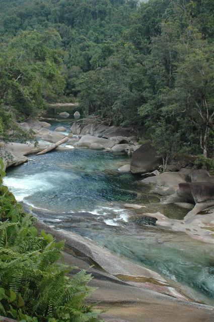 Boulders 渓流