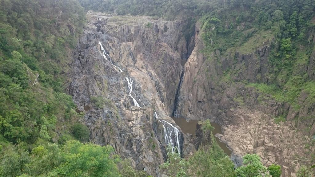 Kuranda  バロン滝