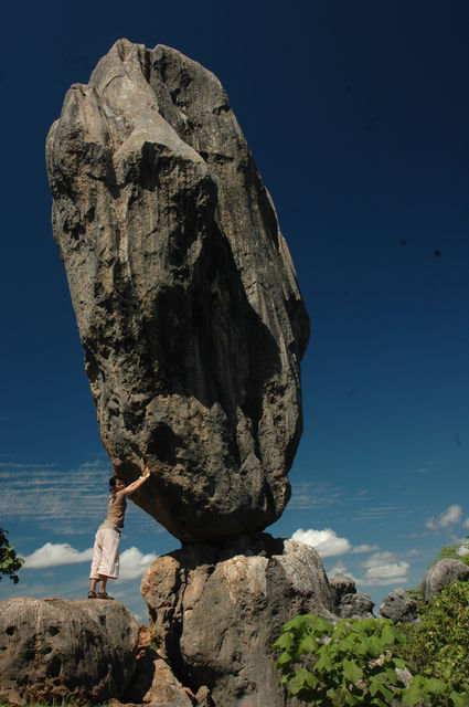 Chirago Barancing Rock