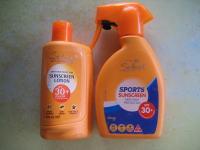 日焼け止め Sunscreen