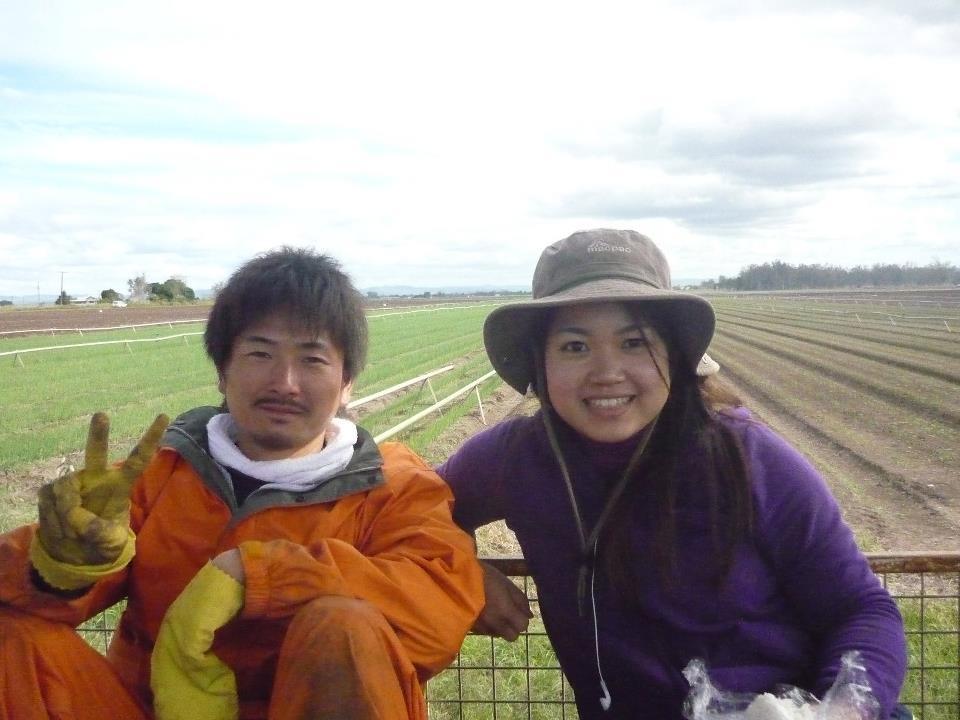 佐藤 慎祐さん (ワーキングホリデーサポート 2011年4月来豪)