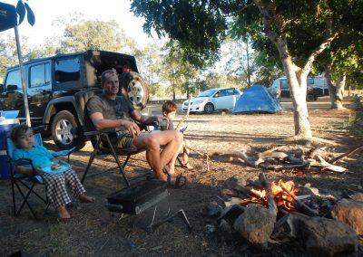 homestay- camp