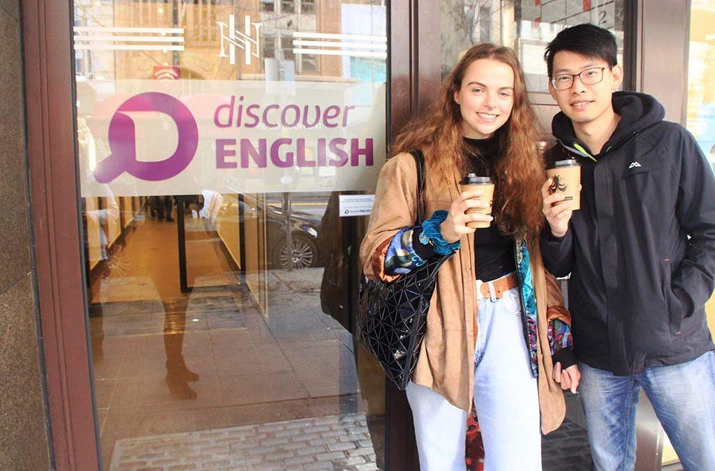 Discover Englishからのお知らせ(2018年4月)