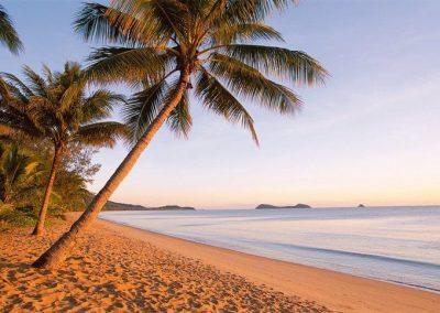 Kewarra Beach in the morning